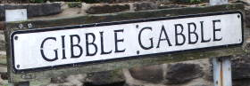 Gibble Gabble: giving airy nothings a local habitation